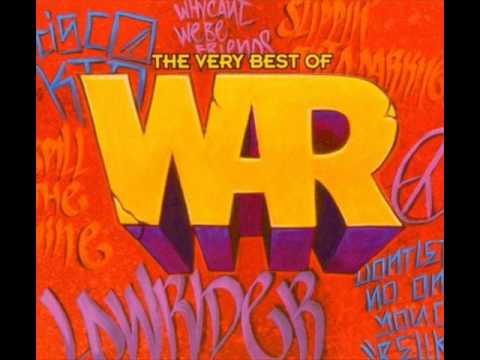 WAR    Spill the wine