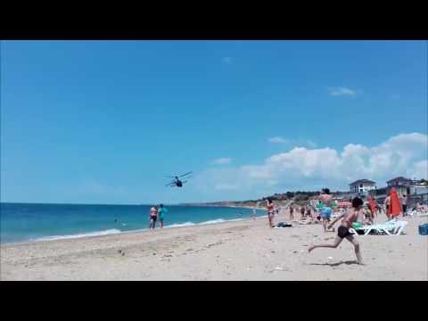 Вертолеты в Крыму