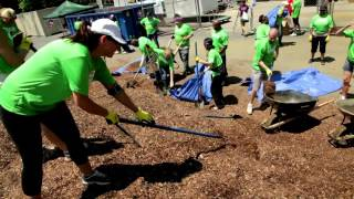 Bge Joins Kaboom! To Build A Playground