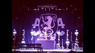 Asking Alexandria Live at Budapest Park,Hungary 2015 Full set!