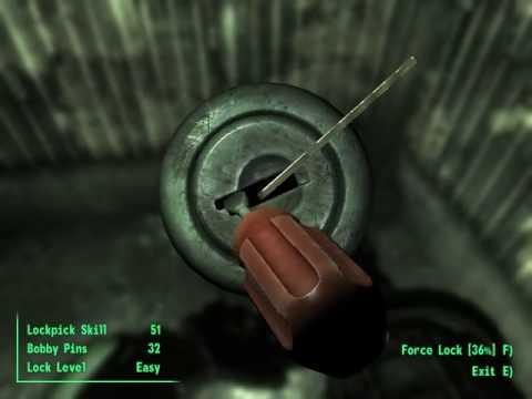 Fallout 3 part 16 Farragut West Station Tunnels