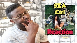 SZA - Ctrl | Album Reaction