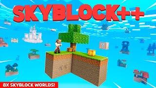 SKYBLOCK — Minecraft Marketplace Trailer
