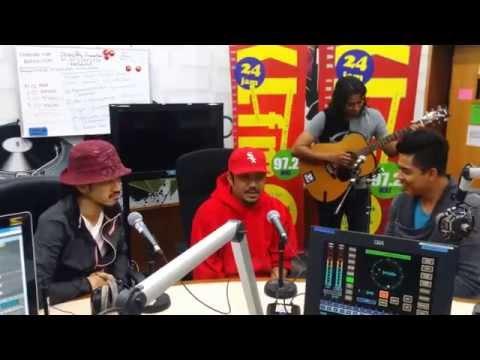Hadirlah Kasih - Shajiry, Jeff A To Z, Adam J Tan   Jom Jam Akustik   20 Mei 2015