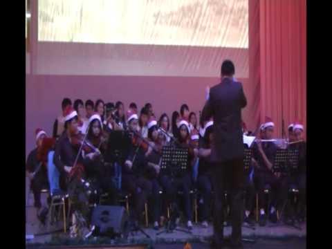 Medley: KJ 113 Dalam Kota Raja Daud & Penginapan (Natal 2012) - One Heart 4JC Band