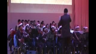 Medley: KJ 113 Dalam Kota Raja Daud & Penginapan (Natal 2012) - One Heart 4JC Band Mp3