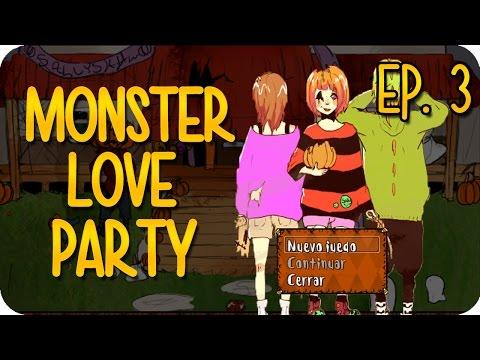 BabiiBL | Monster Love Party | Pobre Burlap :( | Parte 3 | RPG Maker