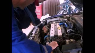 Техникалық қызмет көрсету, жөндеу және автомобиль көлігін пайдалану