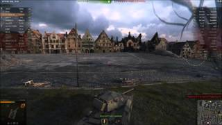 World of Tanks - British Tier 4 Covenanter