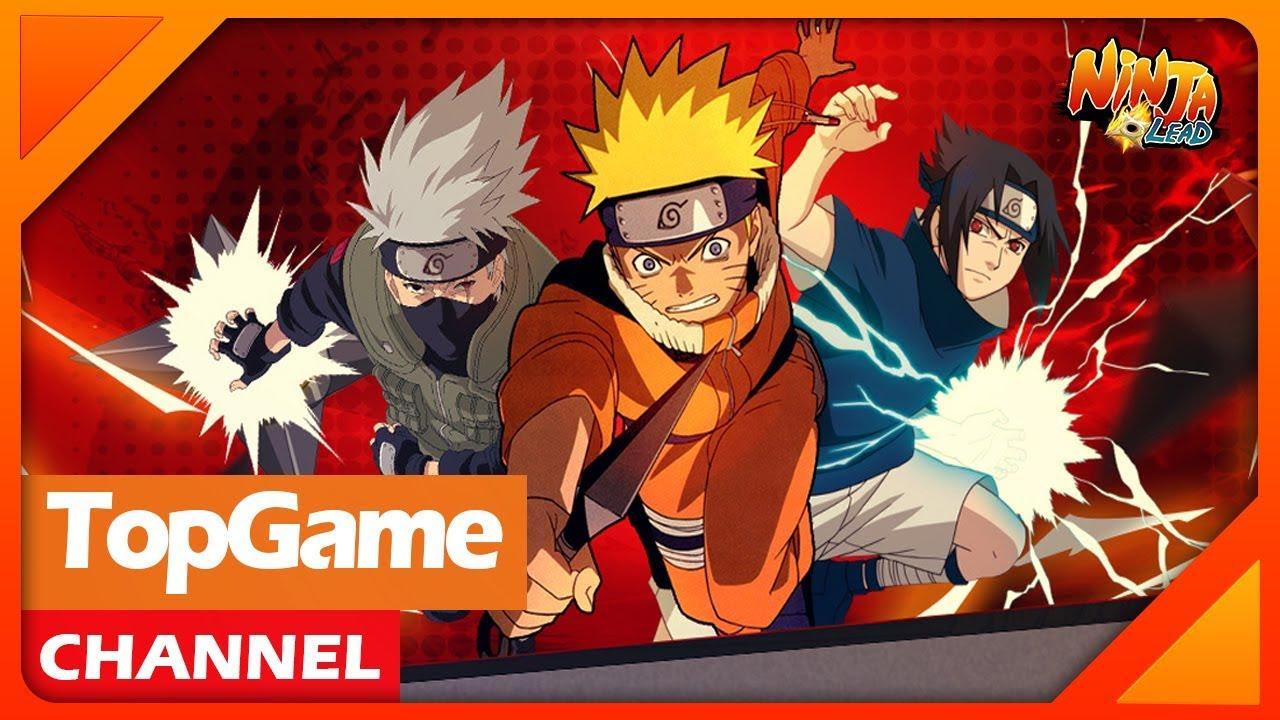 [Topgame] Ninja Lead – Game Mobile Online Naruto Siêu Hot Tại Việt Nam