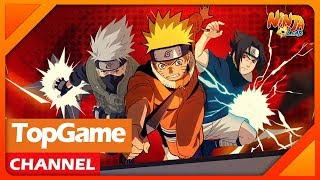[Topgame] Ninja Lead - Game Mobile Online Naruto Siêu Hot Tại Việt Nam