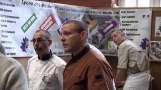 Forum des métiers du collège M. Clavel