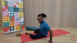 Unwind Yin Yoga   April 21, 2021