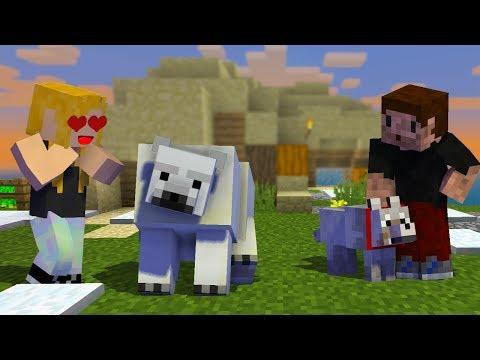 MÓJ NOWY PIES - Minecraft SURVI 1.13 | AGU i ZIO thumbnail