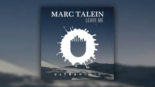Marc Talein feat. Haidara - Leave Me (Cover Art)