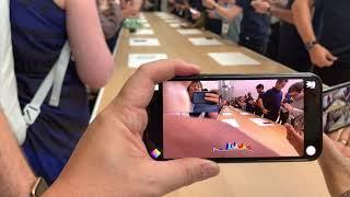 FiLMiC Pro on iPhone 11 Pro