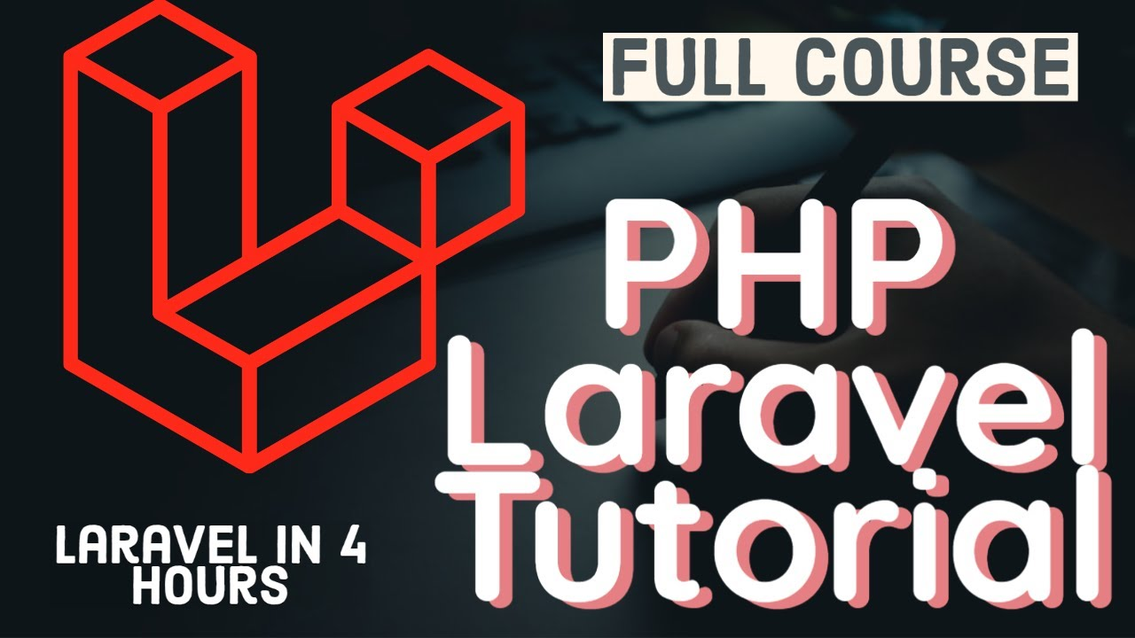 Laravel PHP Framework Tutorial - Full Course for Beginners (2020) | Build a Blog with Laravel