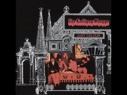 The Lollipop Shoppe - Just Colour 1968 FULL VINYL ALBUM