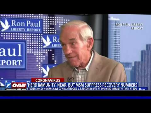 'Herd immunity' near, but MSM suppress recovery numbers