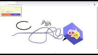 Image to PDF converter (in HTML) [git hub code link in description]