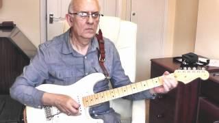 Distant Drums - Jim Reeves - Instrumental by Dave Monk