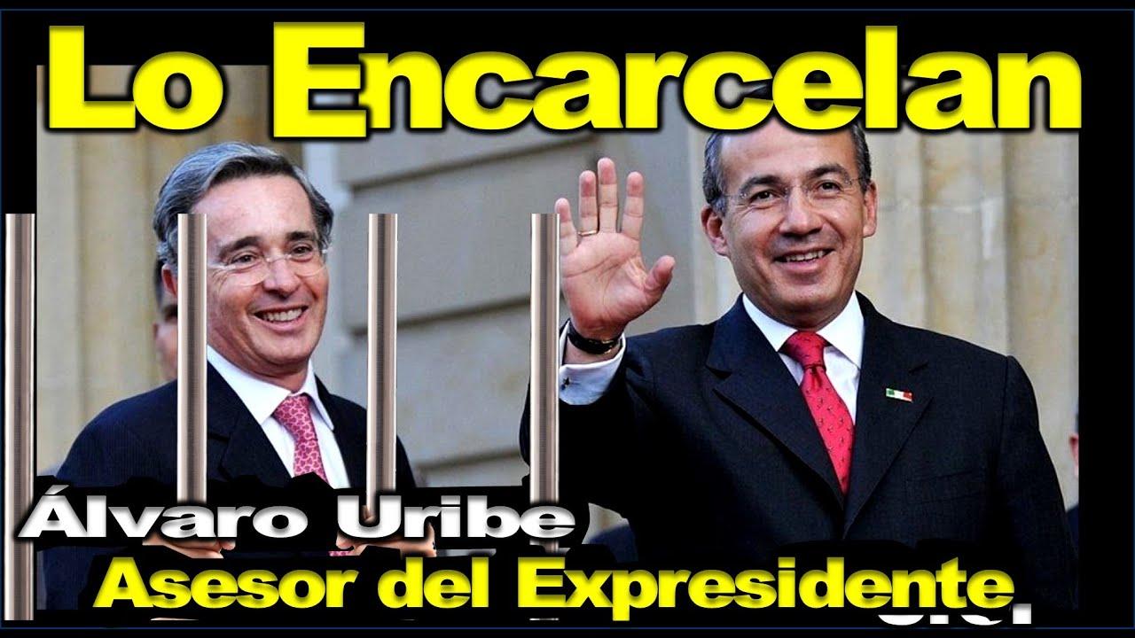 El expresidente B0R0LAS se queda si asesor, es detenido en Colombia
