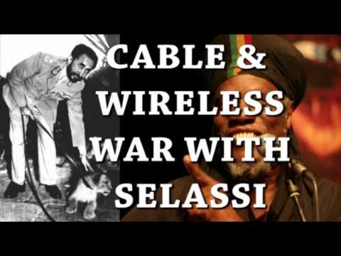 WHY DID CABLE & WIRELESS FIGHT KING SELASSI I ?