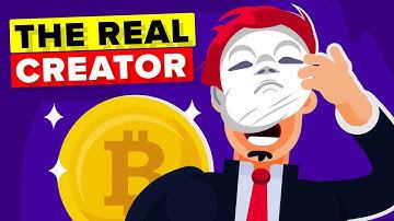 Who ACTUALLY Created Bitcoin