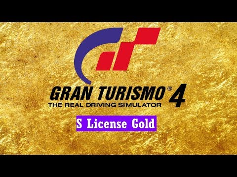"""Gran Turismo 4 - Gold License S With Wheel """"FINALLY!"""" - Livestream Compilation Video"""