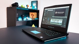 alienware 15 r3 best laptop for video editing vfx