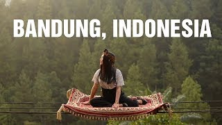 BEST PLACES IN BANDUNG, INDONESIA