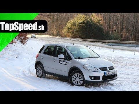 Jazdenka Suzuki SX4 (2006 - 2013) TopSpeed.sk