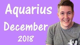 Aquarius December 2018 Horoscope | Gregory Scott Astrology