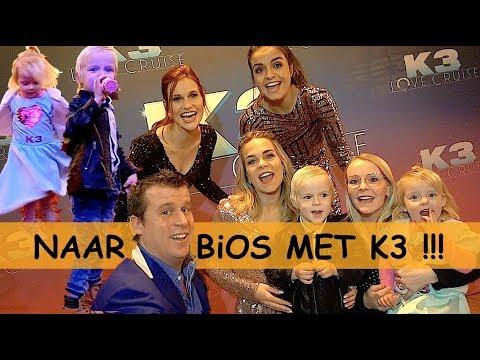 K3 LOVE CRUiSE FiLMPREMiERE | Bellinga Family Vlog #849