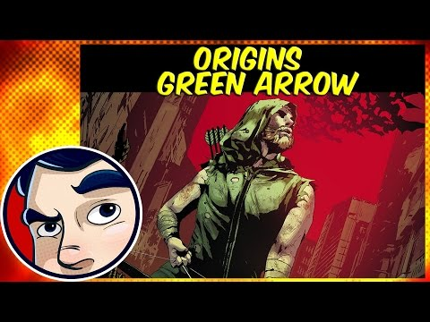 Green Arrow (New 52) Origins