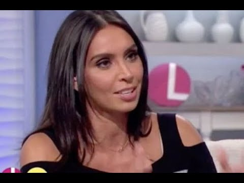 Christine Bleakley turns potty-mouthed as she swears at guest on live TV