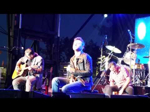 "Dishwalla ""Angels or Devils"" Live Acoustic"