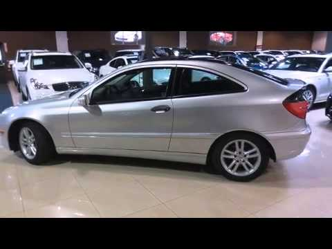 2002 mercedes benz c230 kompressor coupe pano roof youtube for 2002 mercedes benz c230 kompressor coupe