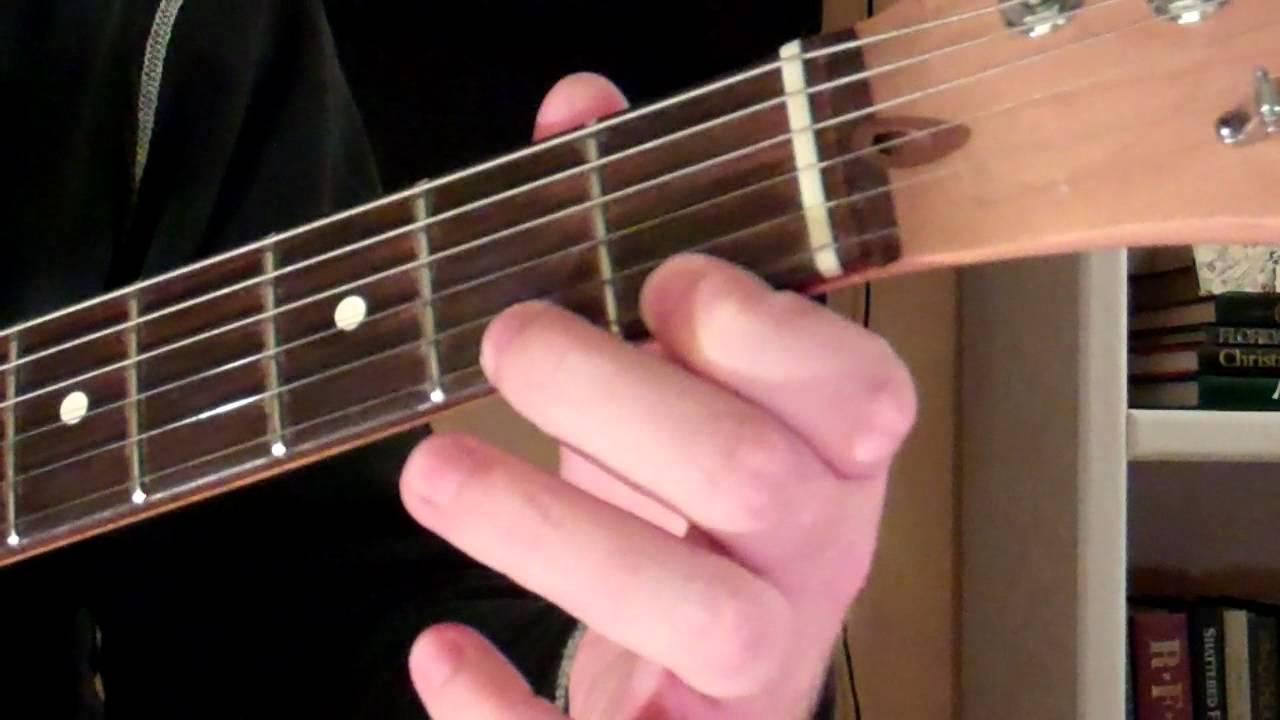 How To Play the A115+15 Chord On Guitar A seventh augmented fifth