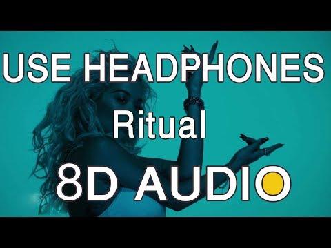 Jonas Blue & Rita Ora - Ritual (8D AUDIO🎧)