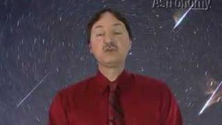Astronomy How To - Observing Meteor Showers