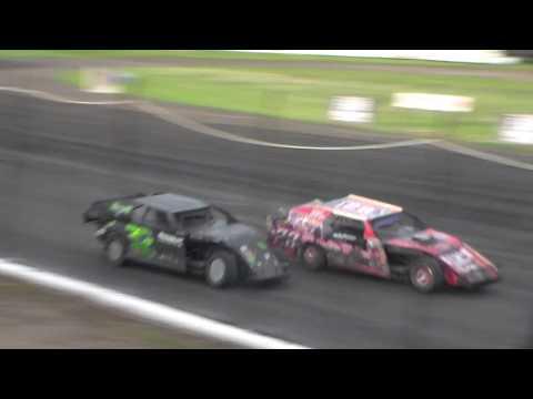 Sport Mod Heat 1 @ Hancock County Speedway 06/23/17