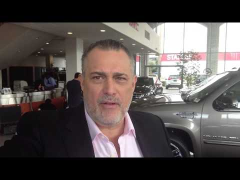 C-Suite with Jeffrey Hayzlett: Cadillac Dealership
