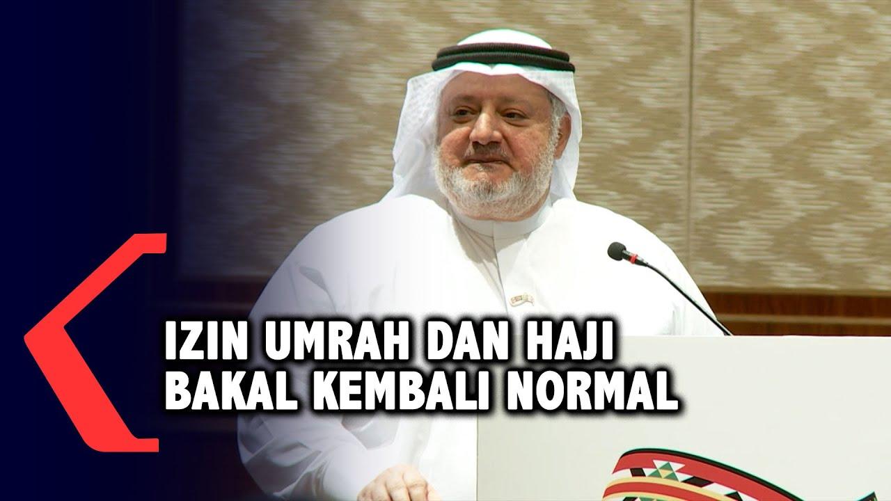Dubes Arab: Perizinan Umrah dan Haji Kembali Normal dalam Waktu Dekat