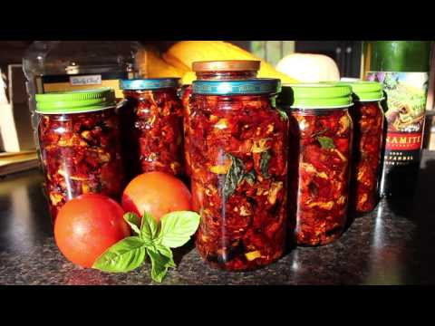 How To Make Sun-dried Tomatoes: Cheap Enough For The Whole Family