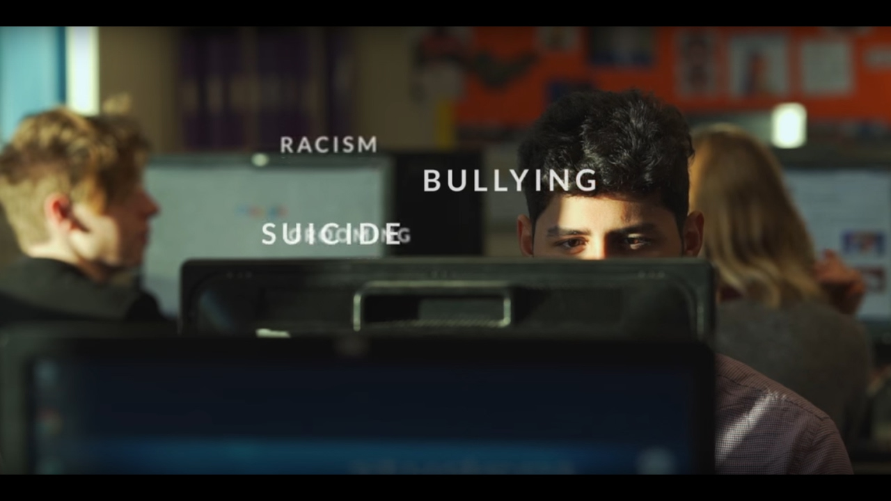 racism is bullying