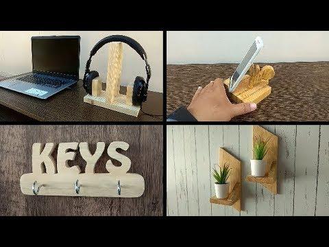 4 DIY Wood Pallet Projects Ideas