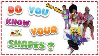 McFly World Kids- HIP-HOP SHAPES SONG