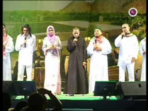 Rabbani,Akhil Hayy, Siti, Amy dan Mawi