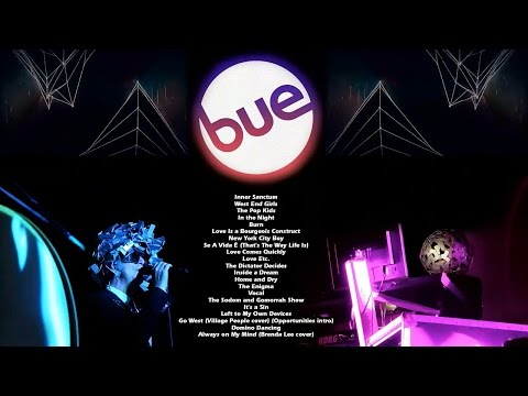 Pet Shop Boys - Live at Festival BUE, Buenos Aires, Argentina 2016 [Radio Broadcast] (Full Show)